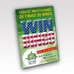 Logiciel de tirage Bingo Winbingo