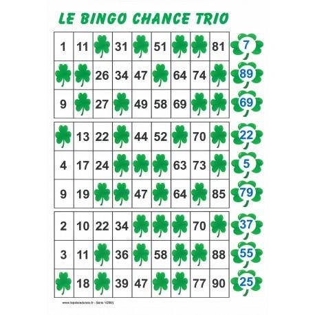 Le Bingo Chance Trio