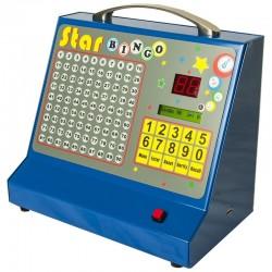 Tirage de loto électronique Star Bingo Wifi - Le Palais du Loto.