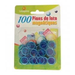 24x100 pions magnétiques
