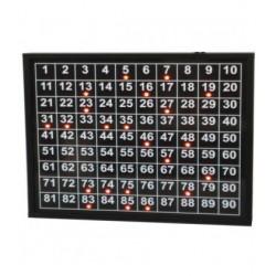 Panneau d'affichage loto électronique - Petit format