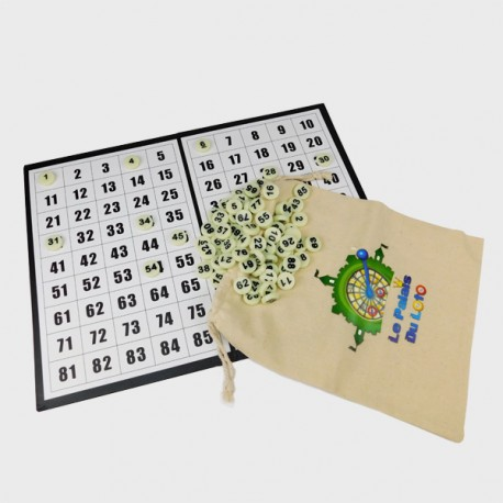 Kit de tirage loto manuel